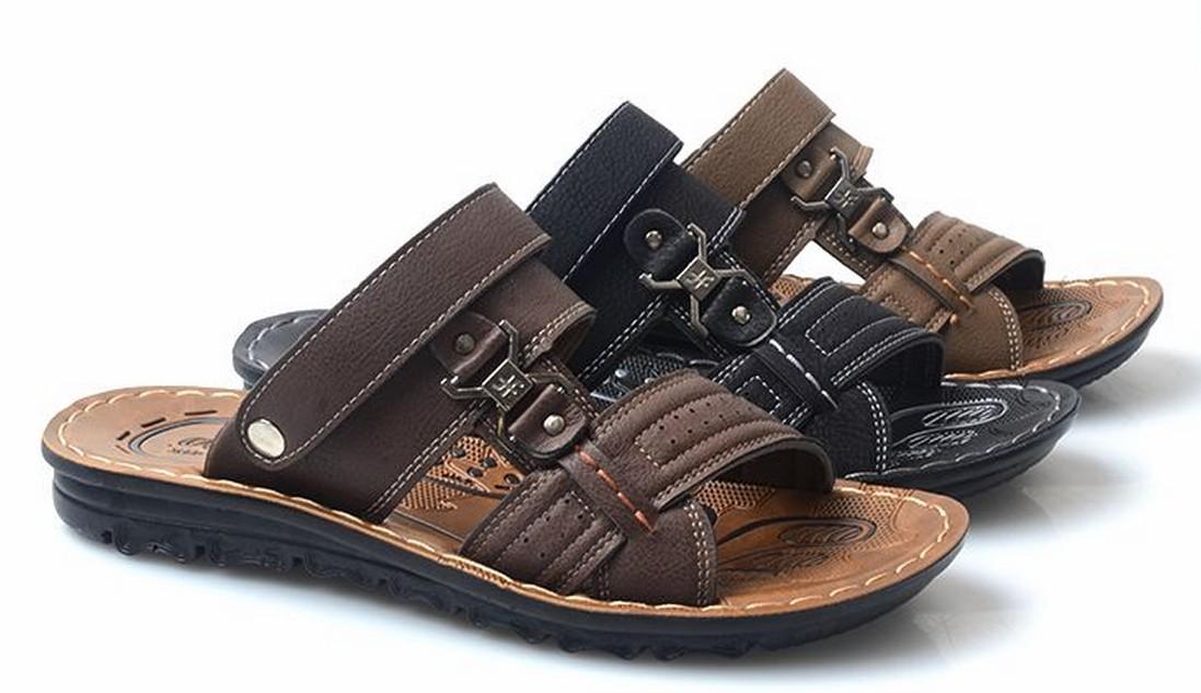 学生鞋男款凉鞋 男款凉鞋个性潮鞋