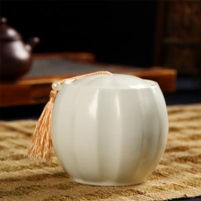 淘宝网 茶叶罐陶瓷大号 包装盒