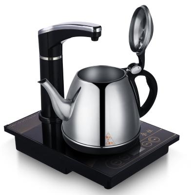 全灶不锈钢自动上水电热水壶(1l)
