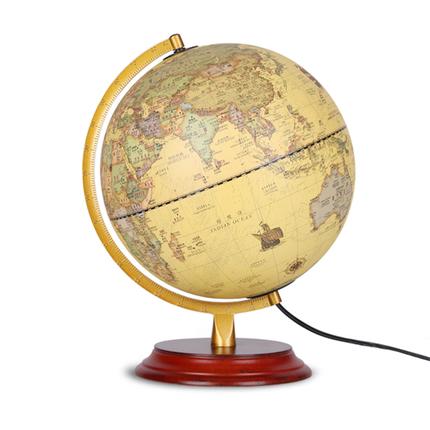 天猫 欧式高清仿古教学地球仪 25cm