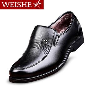 冬季男鞋防滑软底